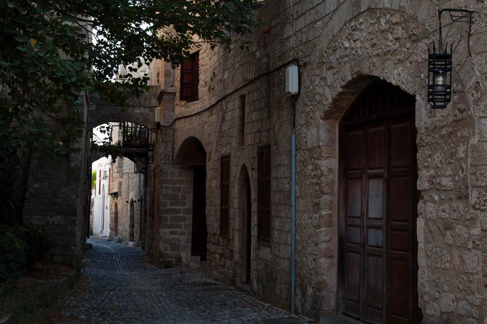 Stari grad Rodos