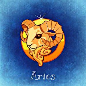 Horoskopski znak _ ovan