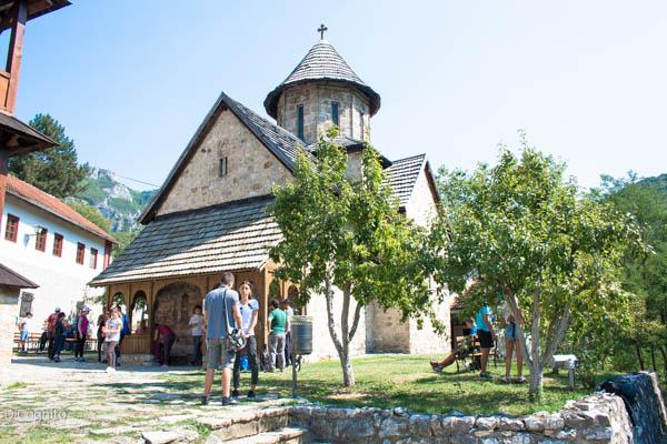 Manastir Blagovestenje Ovcarsko Kablarska Klisura