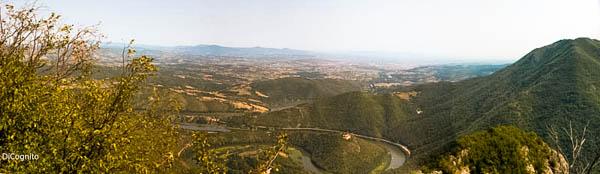Ovcarsko kablarska klisura panorama