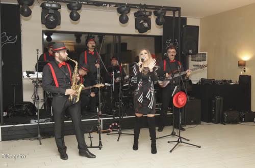 bend za svadbu Duge noci