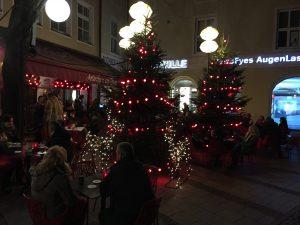 Božićna atmosfera