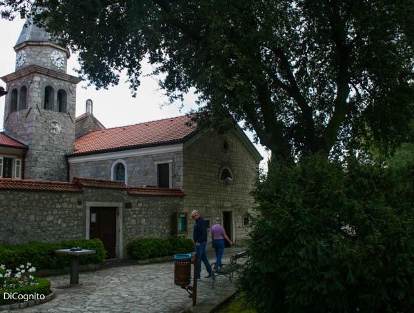 Crkva Svetog Jakova Opatija