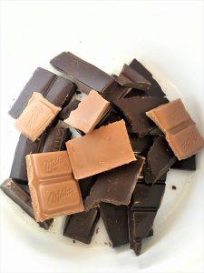 Čokolada sufle